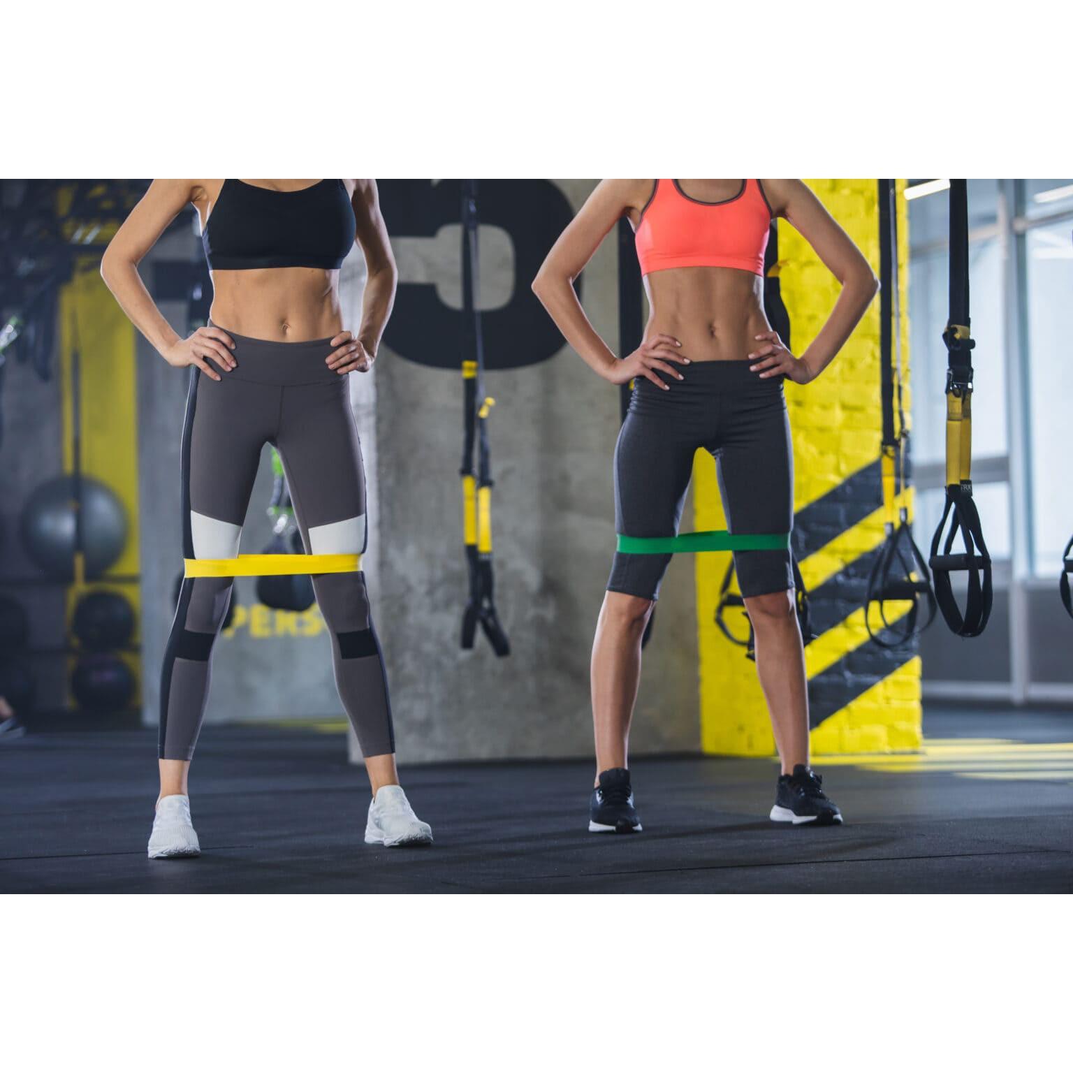 Odporové gumy na cvičenie