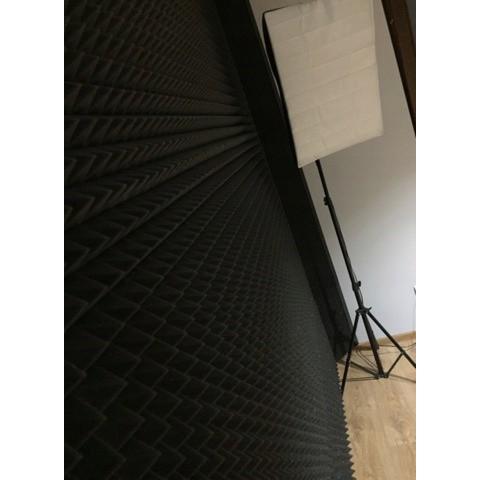 Akustická pena protizvuková samolepiaca 200x100cm megamix.sk