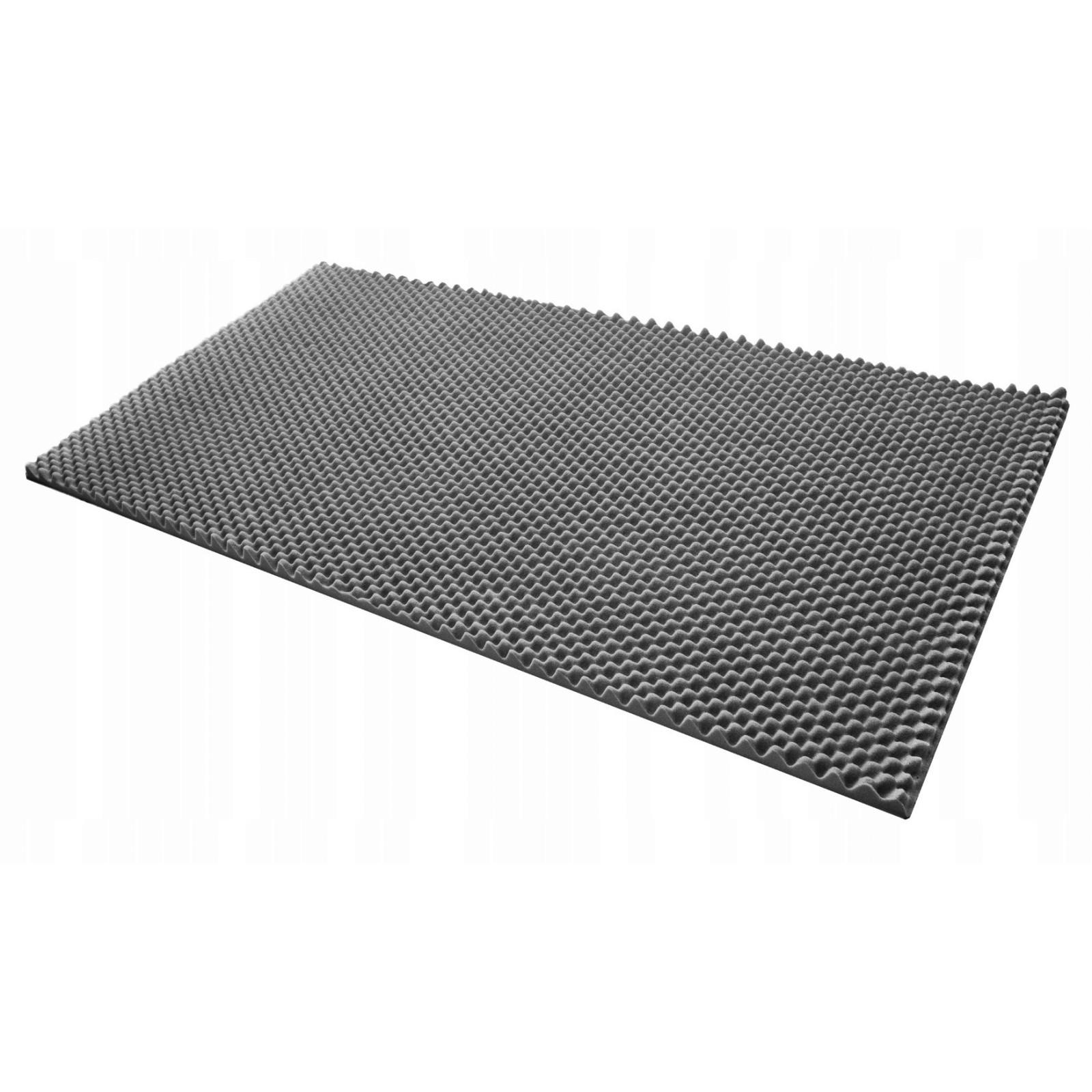 akustická polyuretánová pena 200x100cm 30mm vlnená megamix.sk