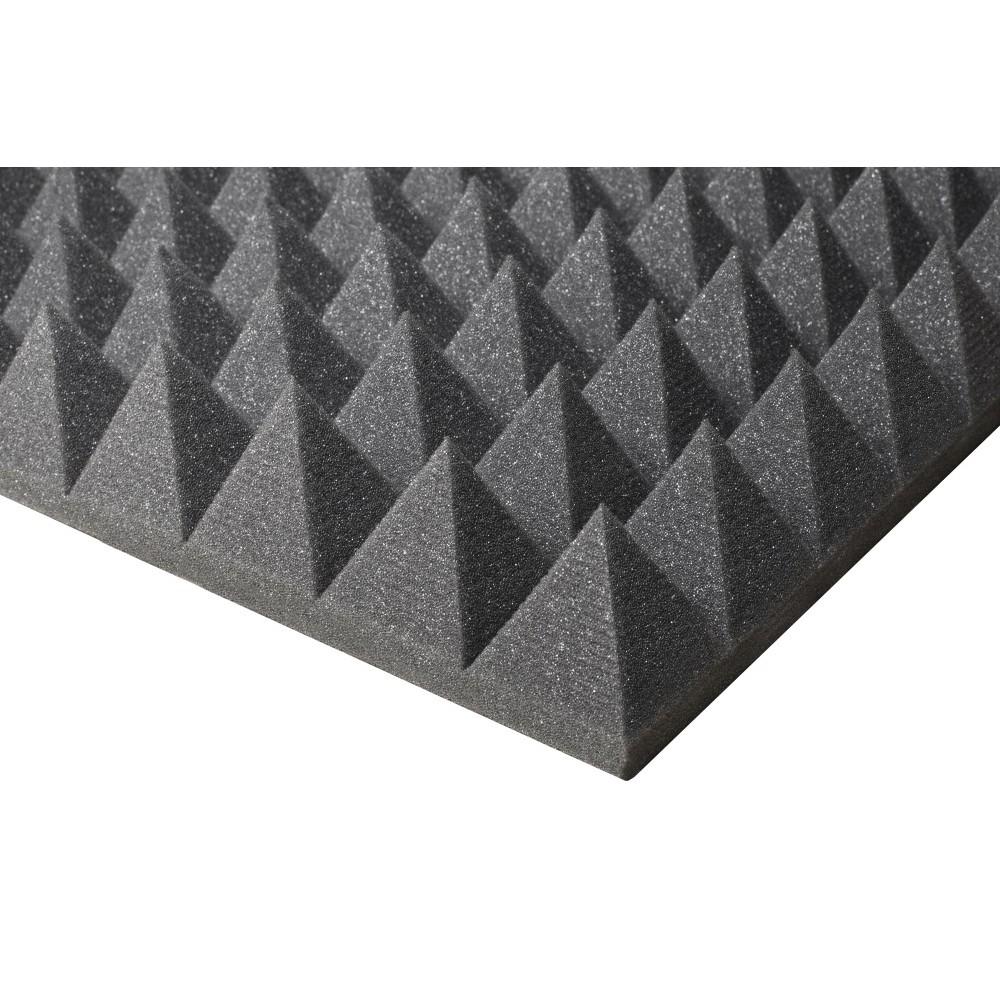 akustická polyuretánová pena 200x100cm 70mm pyramída na hluk tlak zvuk megamix.sk