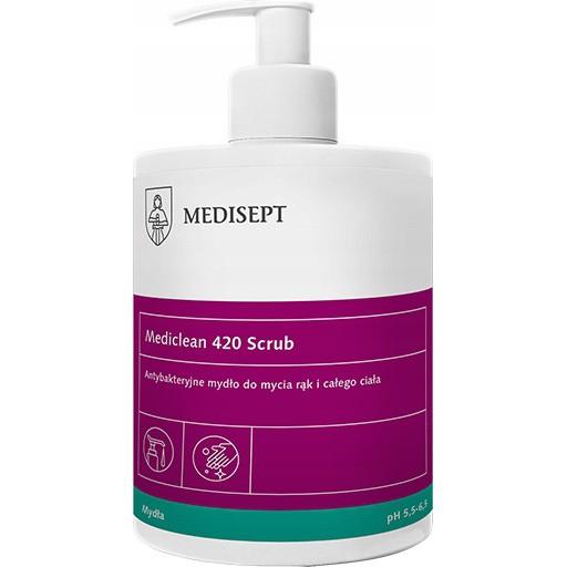 Antibakteriálne mydlo 500ml MEDICLEAN MC 420 megamix.sk