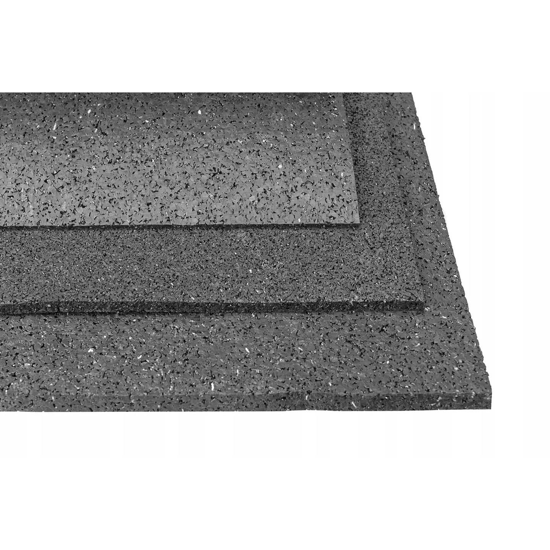 Antivibračná zvukotesná izolačná podložka 8mm 25x100cm G8 megamix