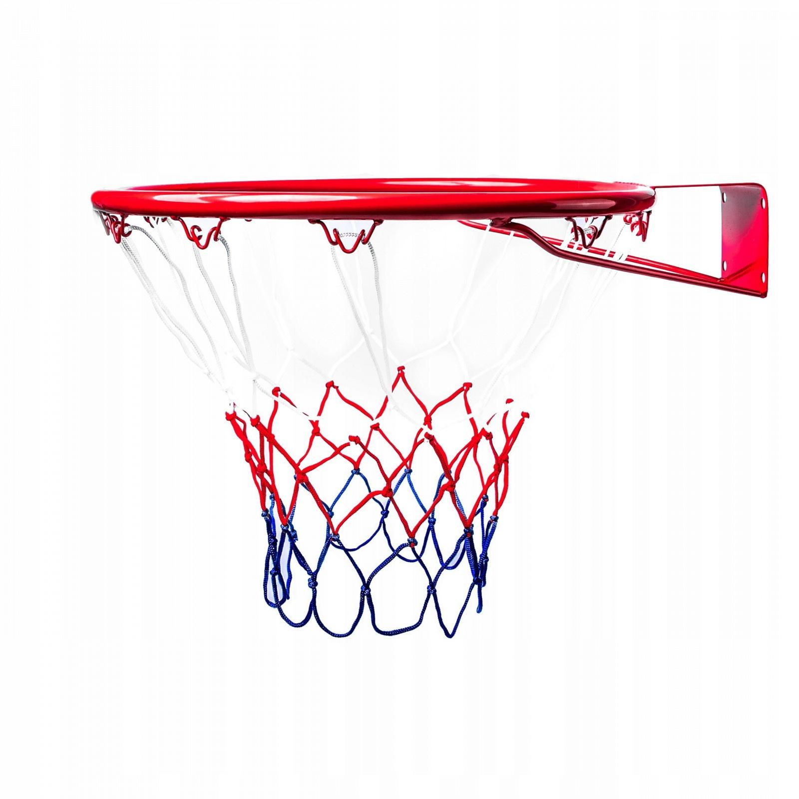 basketbalový kôš 45cm basketbal lopta sieť megamix.sk
