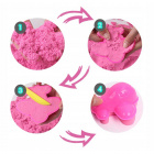 Kinetický piesok 2kg formy farby + bazén