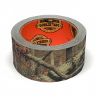Maskovacia páska kamufláž 8,2m 47mm na UV do lesa Gorilla
