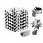 Magnetické guličky pre deti 5mm 216ks + krabička