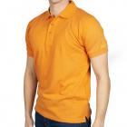Oranžová polokošeľa veľkosť L