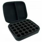 Prenosný kufrík na lak 30 priehradiek 21x17x8cm