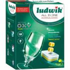 Tablety do umývačky riadu 120 ks Ludwik All In One