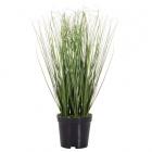 Umelá tráva v kvetináči 45 cm