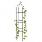 Záhradná pergola na kvety 185cm na popínavé rastliny kovová
