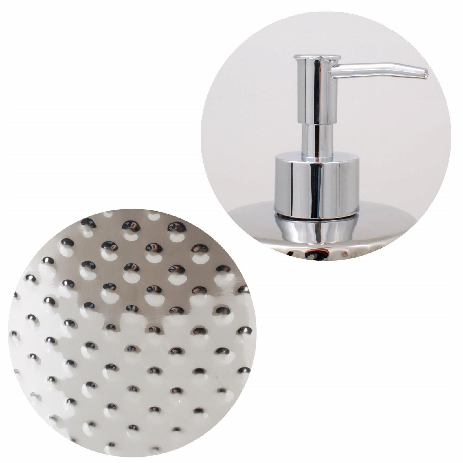 dávkovač mydla do kúpeľne 18cm 420ml megamix.sk