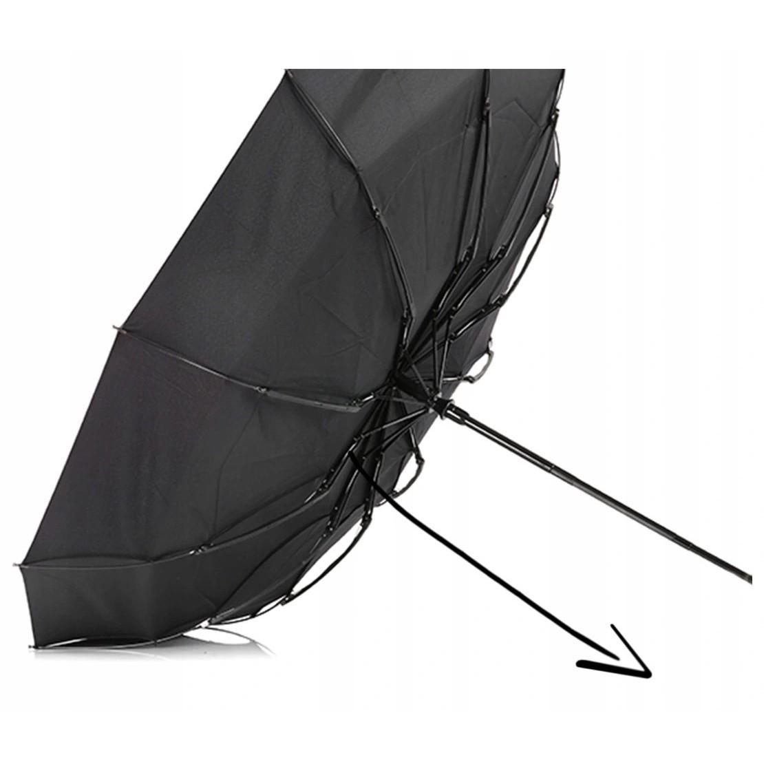 dáždnik skladací automatický kvalitný megamix.sk