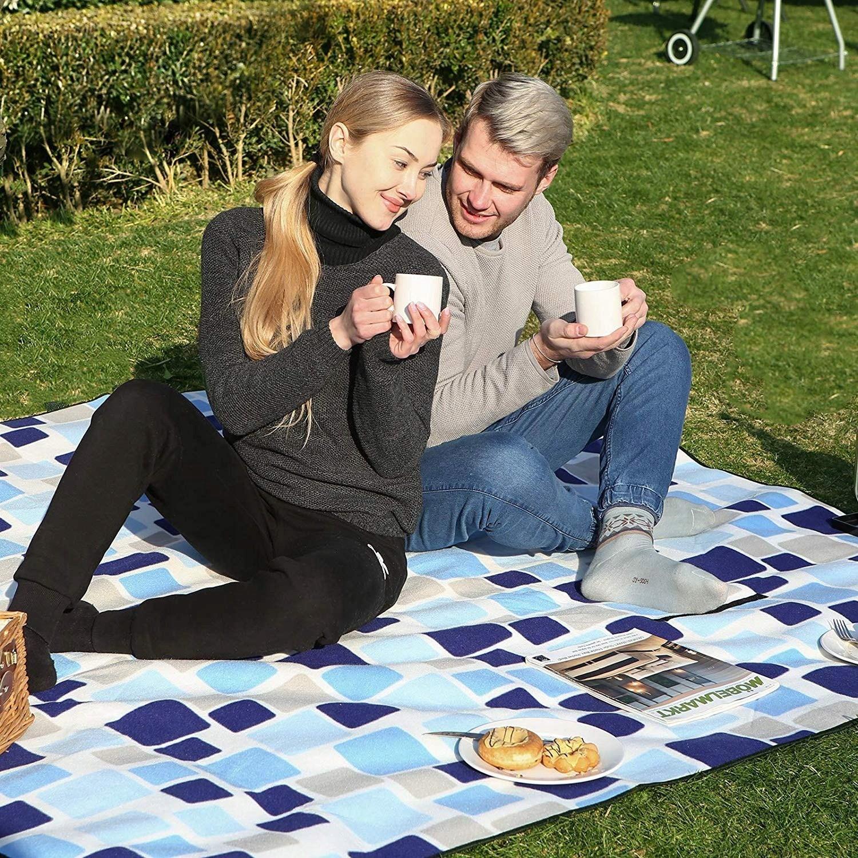 deka na piknik kemping trojvrstvová s izoláciou 200x200cm trikolóra megamix.sk