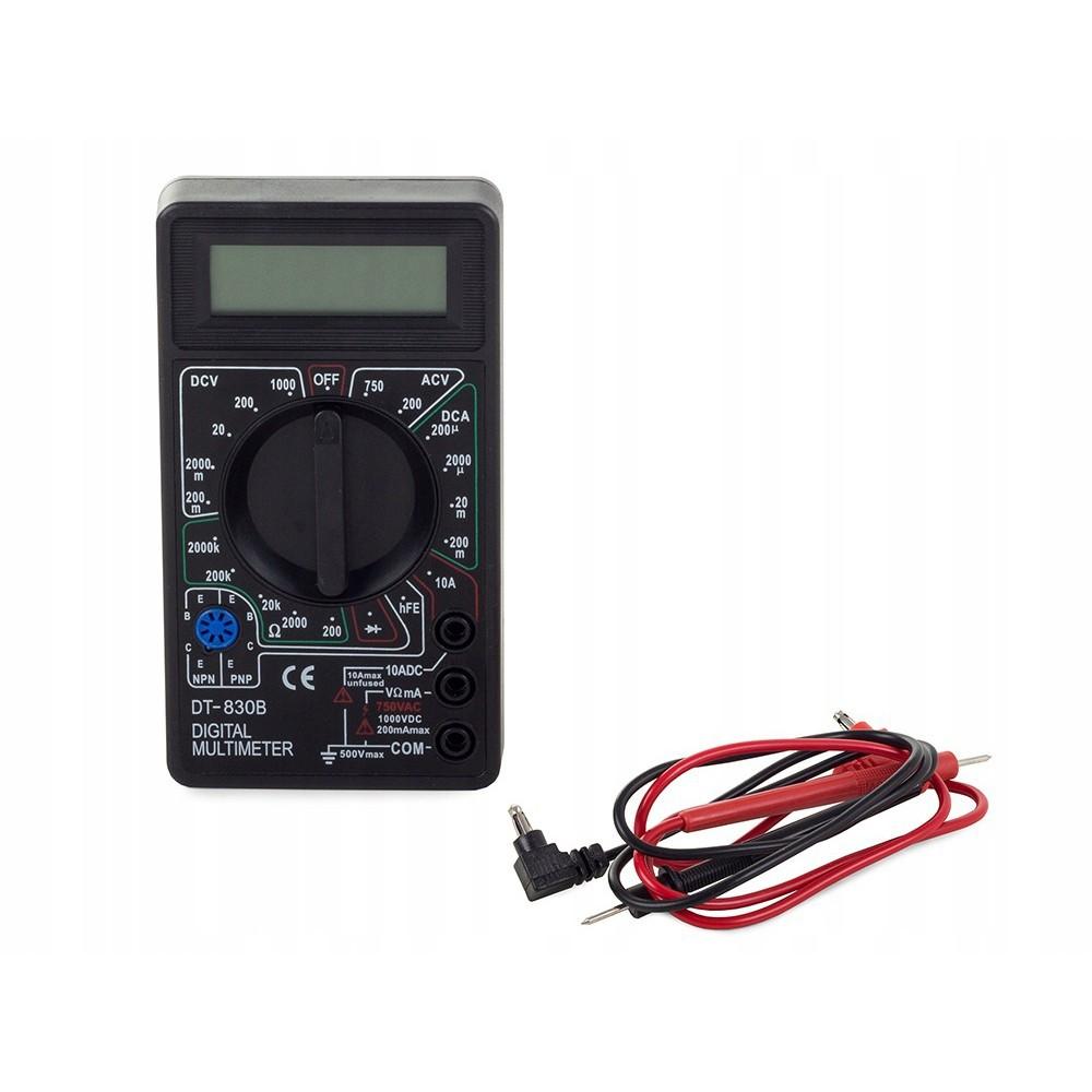 digitálny merač prúdu lcd dt-830b megamix.sk