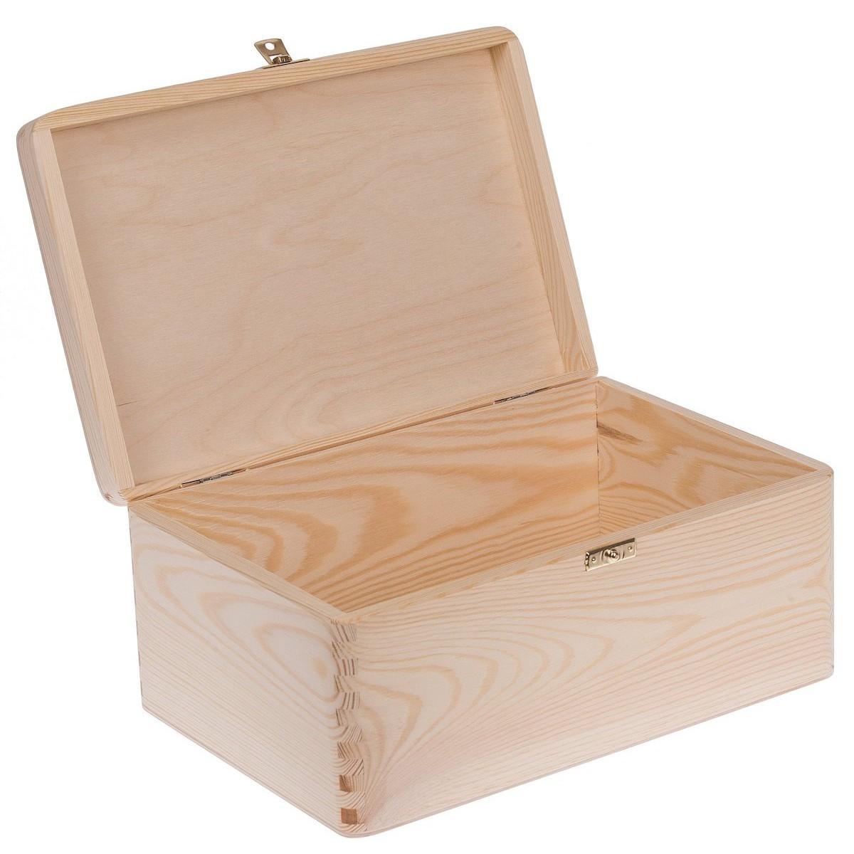 Drevená krabička box megamix.sk
