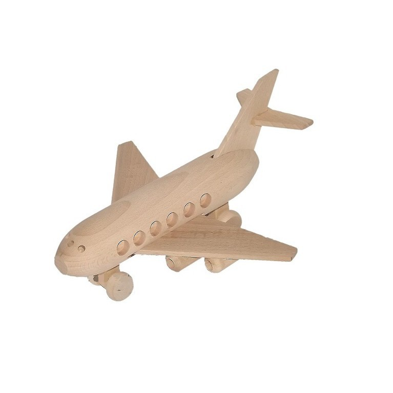 drevené lietadlo hračka pre deti megamix.sk