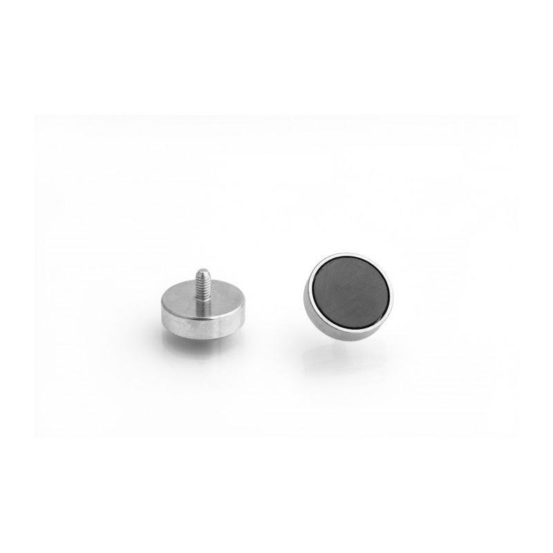 feritový magnetický úchyt UM 20x6xM4 vonkajší x 13 megamix.sk