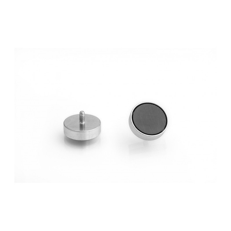feritový magnetický úchyt UM 25x7xM4 vonkajší x 15 megamix.sk