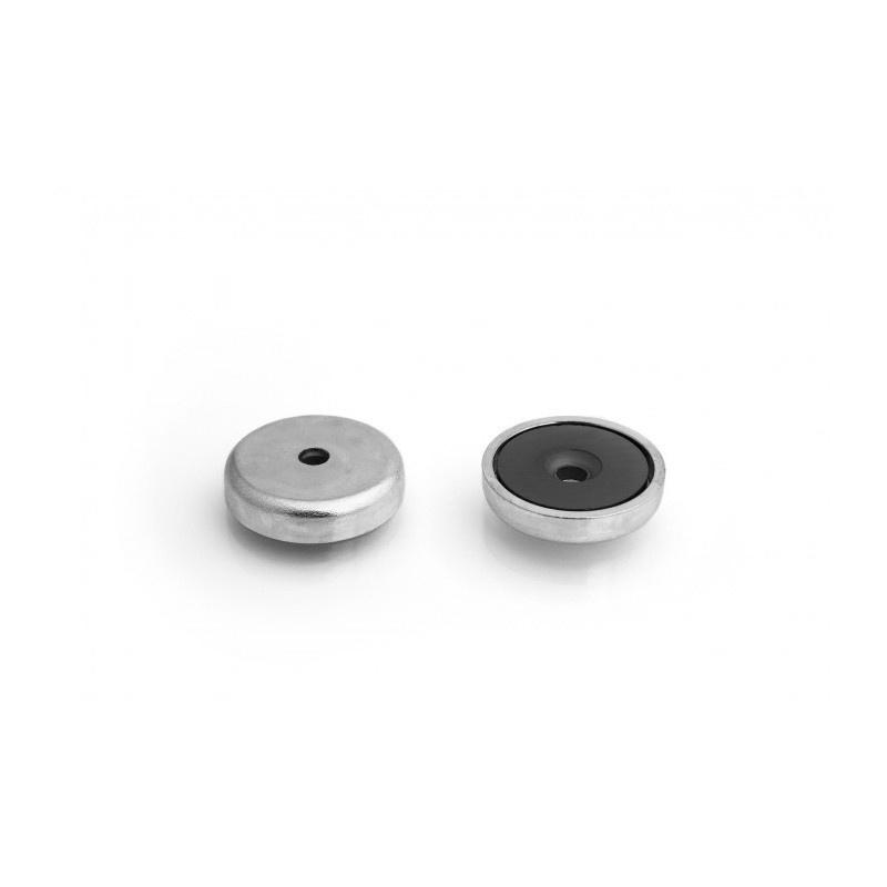 feritový magnetický úchyt UM 32x11,5/5,5x7 megamix.sk
