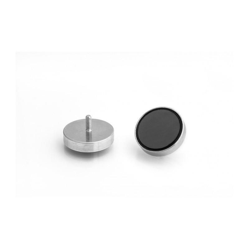 feritový magnetický úchyt UM 32x7xM4 vonkajší x 17 megamix.sk