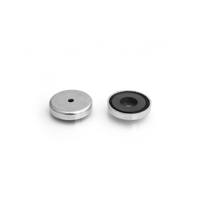 feritový magnetický úchyt UM 40x17x5,5x8 megamix.sk