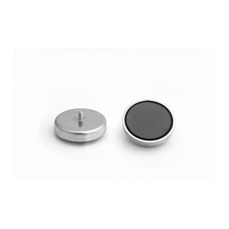 feritový magnetický úchyt UM 47x9xM4 vonkajší x 17 megamix.sk