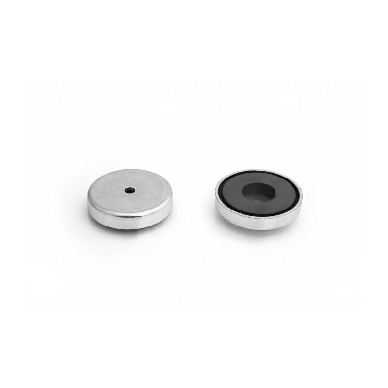 feritový magnetický úchyt UM 57x23x6,5x10,5 megamix.sk