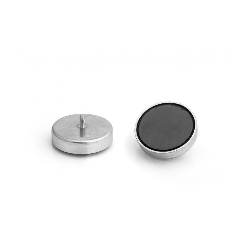 feritový magnetický úchyt UM 63x14xM6 vonkajší x 27 megamix.sk