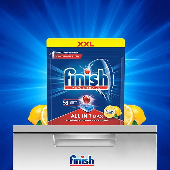 Finish All-in-One MAX citrón set tabletky soľ lesk vôňa megamix.sk