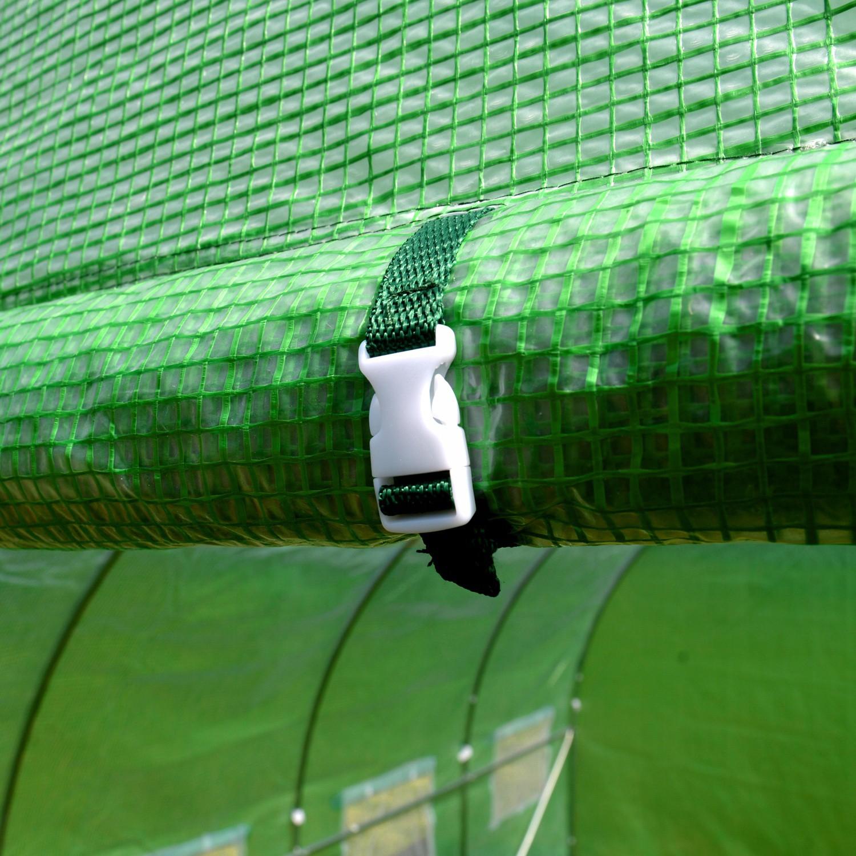 fóliovník do záhrady na zeleninu tunel kryt 4x2,5m 10m2 140G megamix.sk