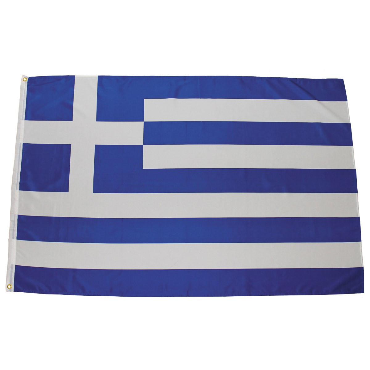 Grécka vlajka Hellas 150x90cm obojstranná polyester megamix.sk