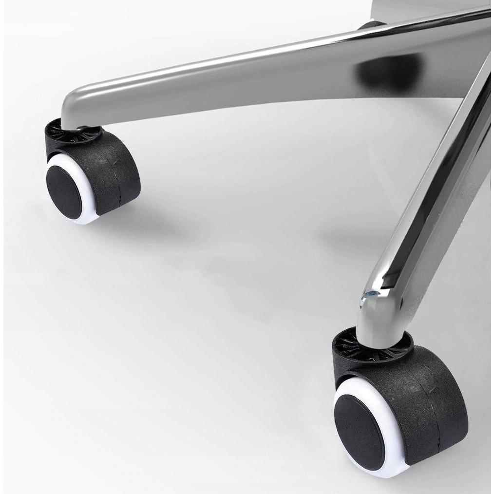 Gumové kolieska na stoličku 11mm 5ks gumené silné megamix.sk