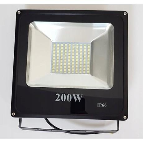 Halogénová lampa žiarovka LED reflektor 200W 18000lm 230V megamix