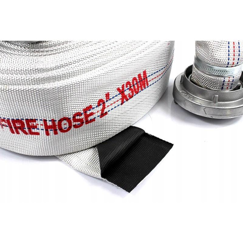 hasičská hadica na hasenie požiaru čerpanie vody 52mm 50bar 30m megamix.sk