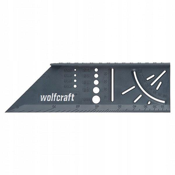 japonský 3D uholník WOLFCRAFT megamix.sk