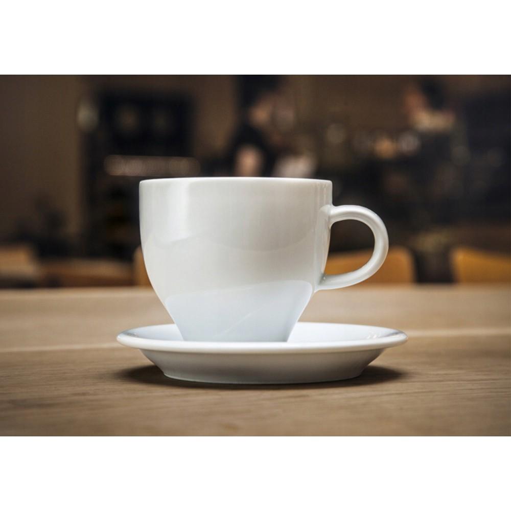 kávová porcelánová súprava na cappuccino s tanierikmi 2ks megamix.sk