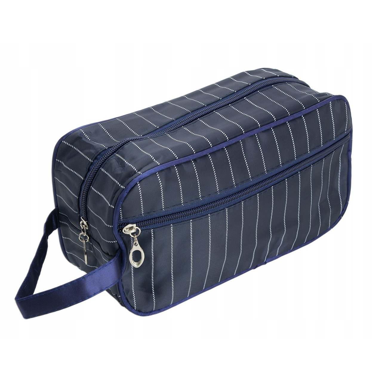 Kozmetická taška taštička so zipsom na cestovanie ženská pánska megamix.sk