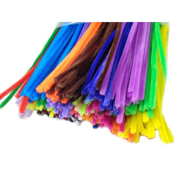 kreatívny drôt prútik pre deti farebný megamix.sk
