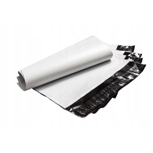 Kuriérske poštové fóliové obálky 100ks B4 26x35cm megamix