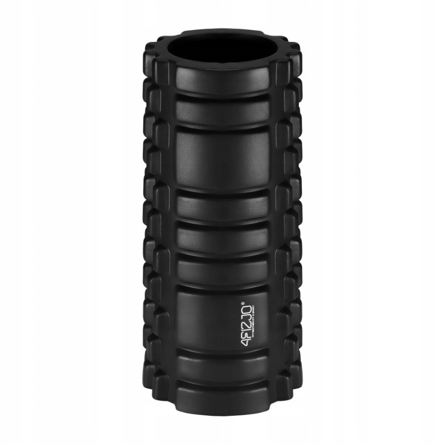 masážny valec na fitness crossfit 33x14 čierny megamix.sk