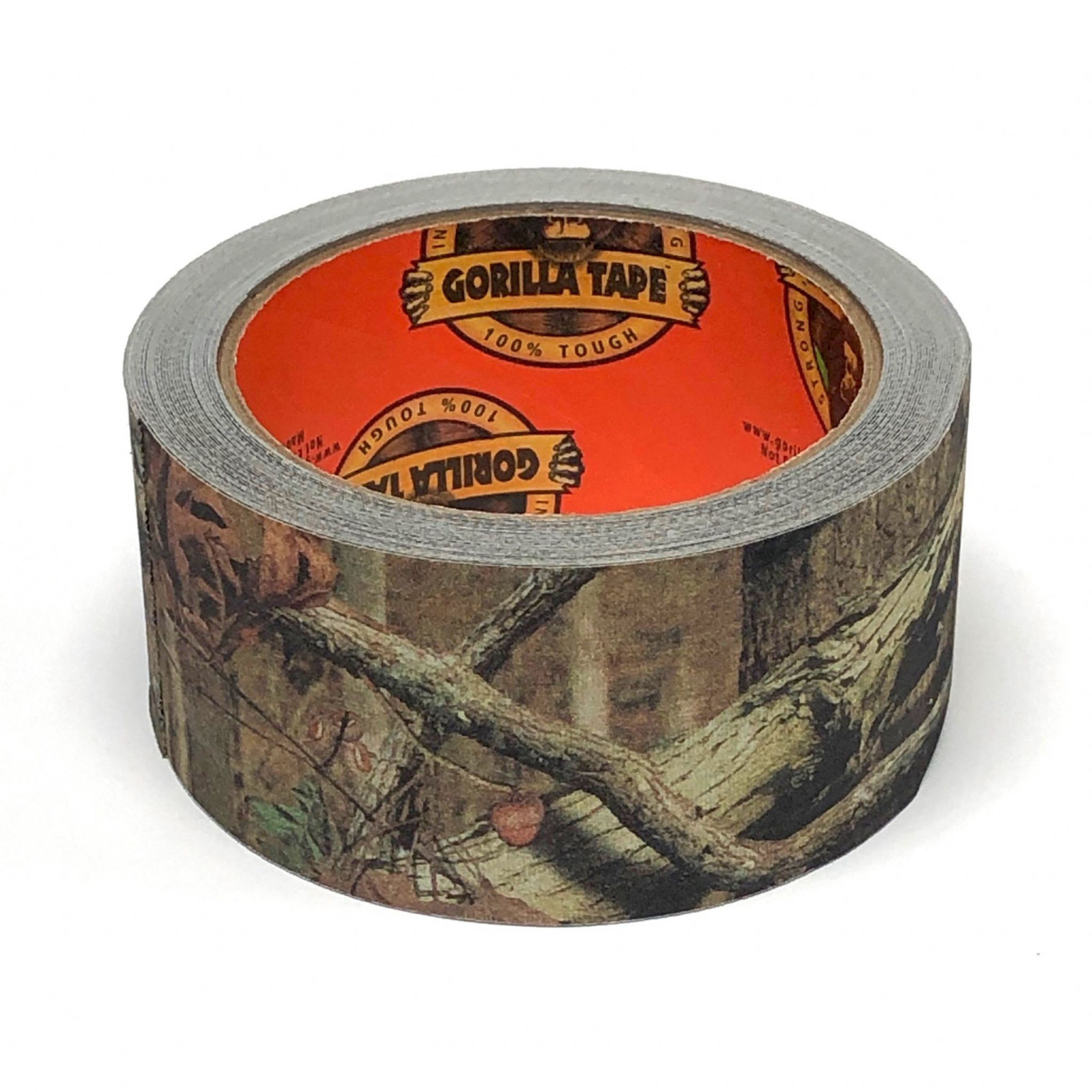 Maskovacia páska kamufláž 8,2m 47mm na UV do lesa Gorilla megamix.sk