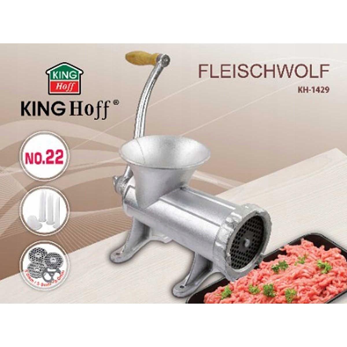 mlynček na mäso Kinghoff megamix.sk