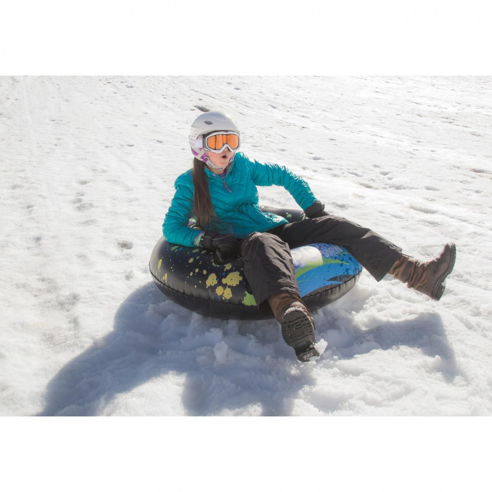 Nafukovacie koleso na šmýkanie na snehu s úchytmi megamix.sk