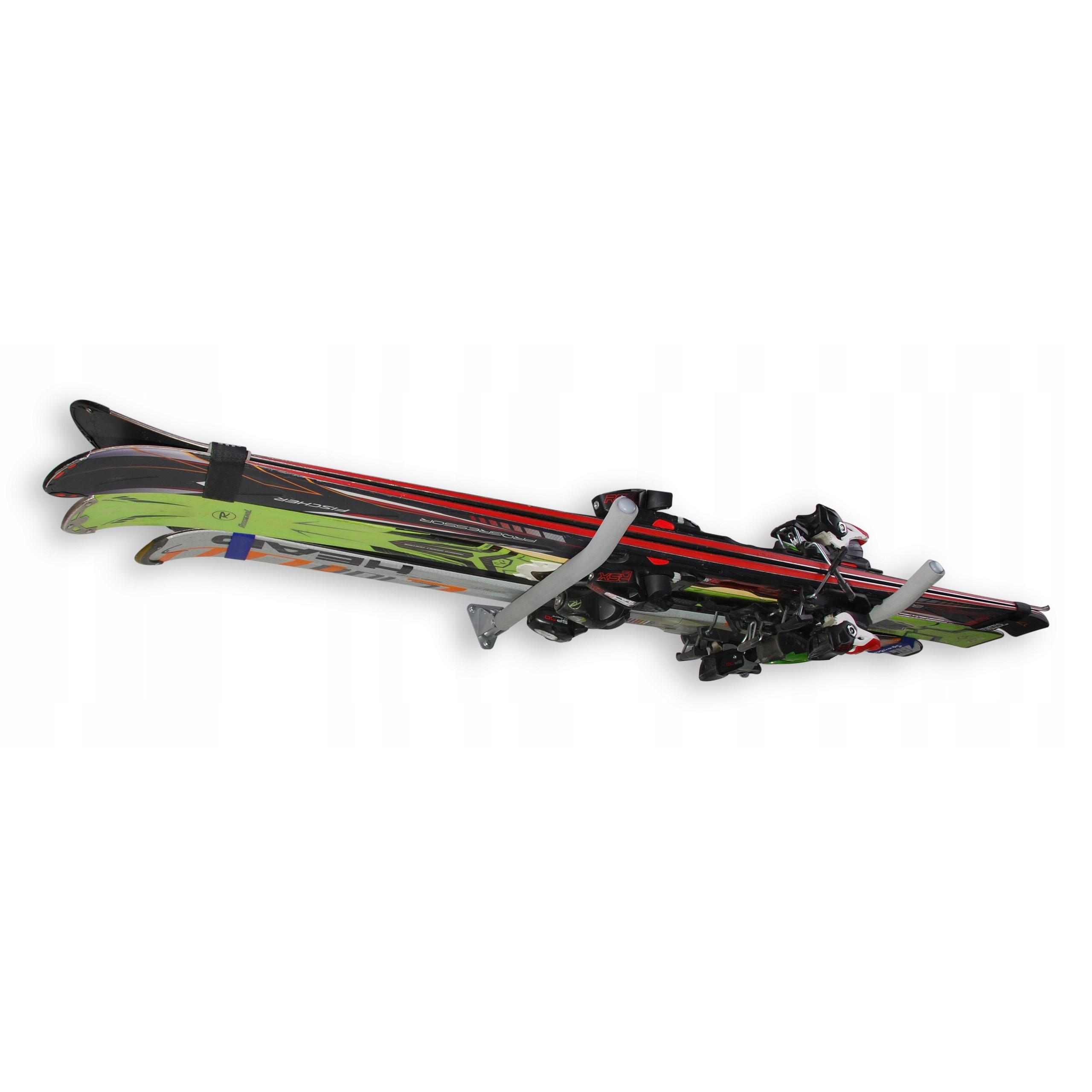 nástenný skladací držiak na bicykle lyže 40kg megamix.sk