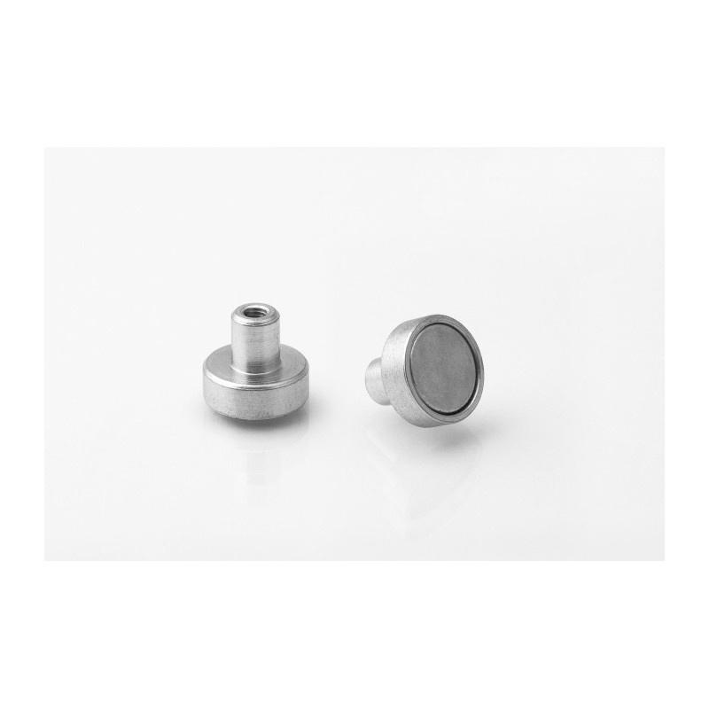 neodymový magnetický úchyt UM 13x4,5xM3 vnútorný x 11,5 megamix.sk