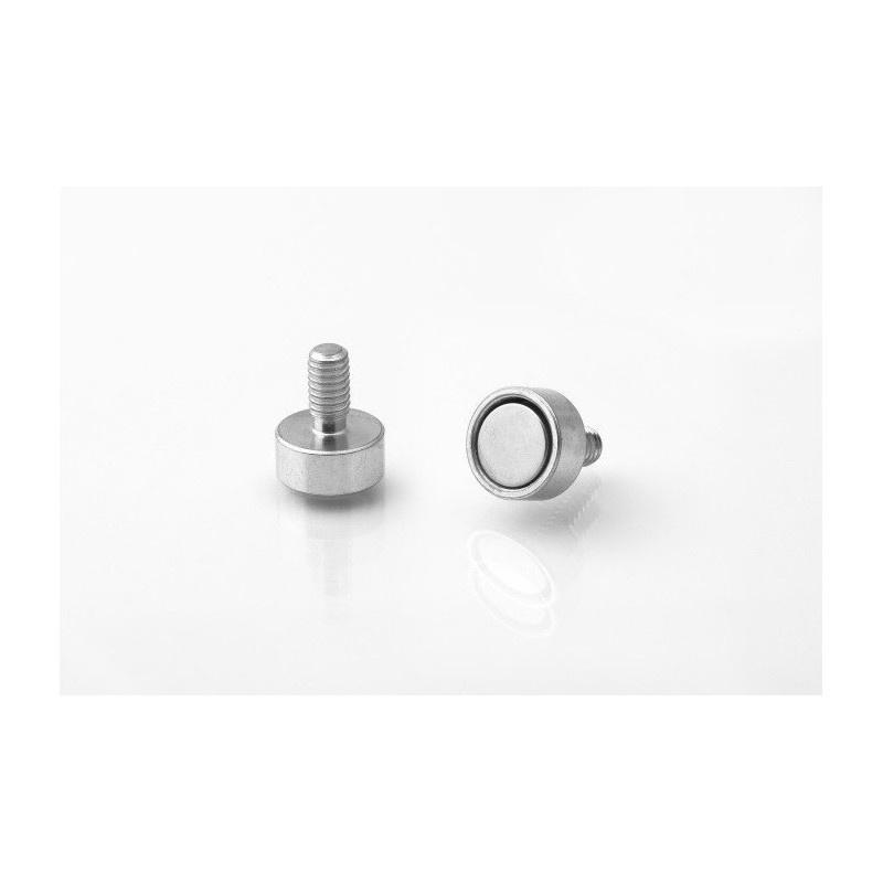neodymový magnetický úchyt UM 16x4,5xM4 vonkajší x 11,5 megamix.sk