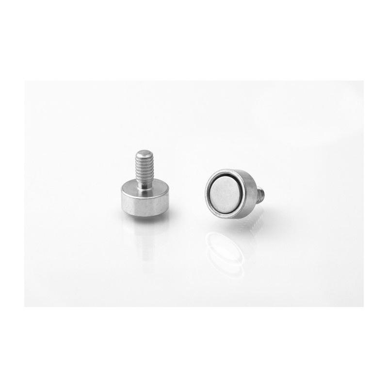 neodymový magnetický úchyt UM 16x4,5xM6 vonkajší x 12,5 megamix.sk