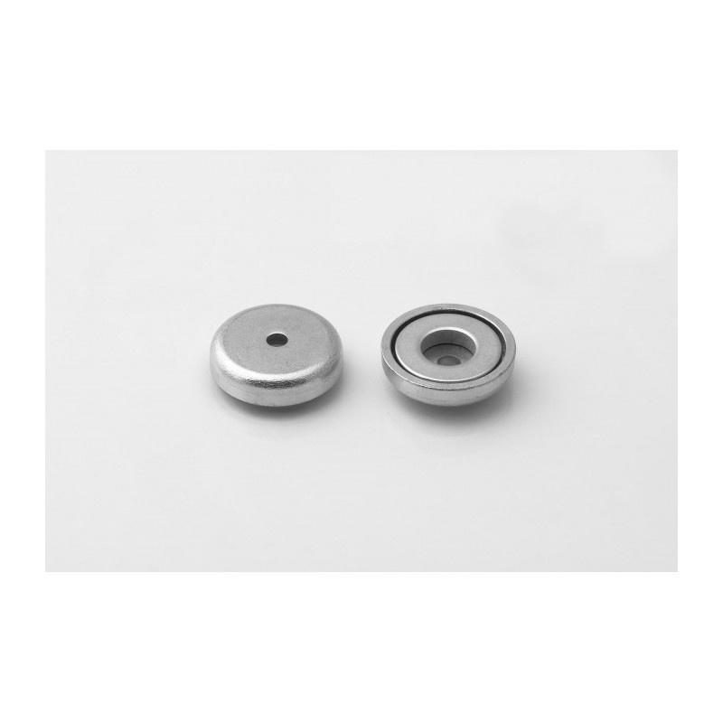 neodymový magnetický úchyt UM 20x8x3,1x4,5 megamix.sk