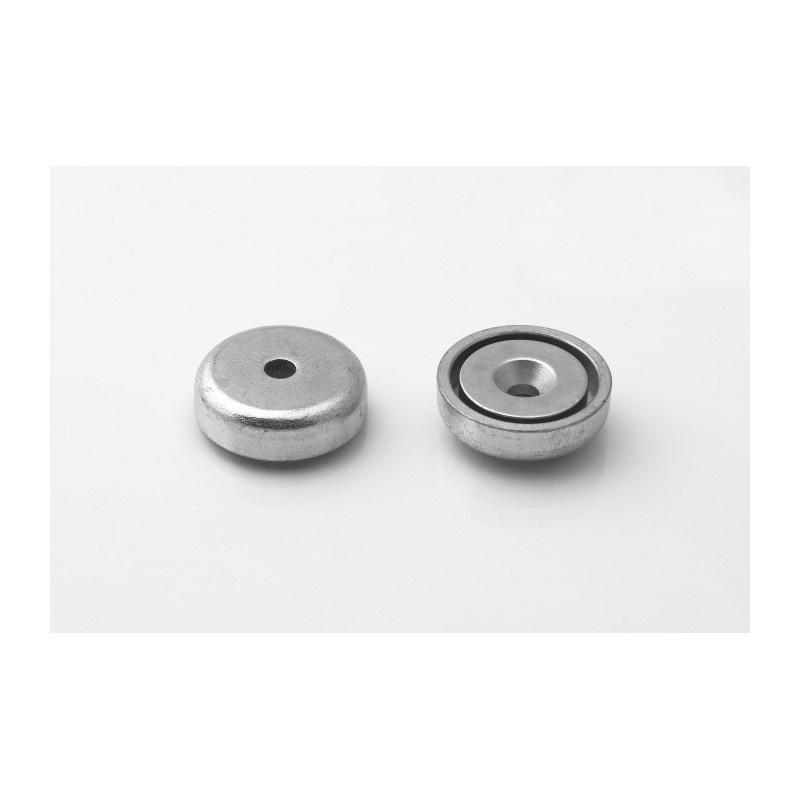 neodymový magnetický úchyt UM 25x9/4,5x7 megamix.sk